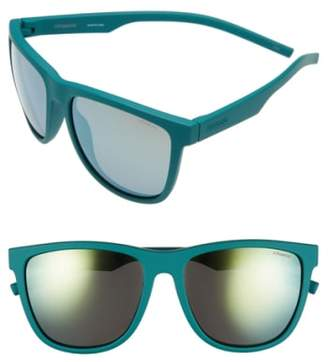 Polaroid 56mm Retro Polarized Sunglasses