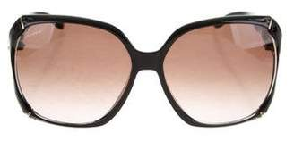 Gucci Bamboo Butterfly Sunglasses