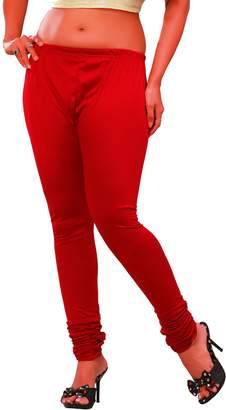 Maple Clothing Womens Churidar Stretchable Leggings from India (, XL)