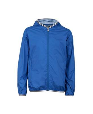 Pyrenex Hendrick Lightweight Waterproof Jacket Colour: BLUE, Size: Age