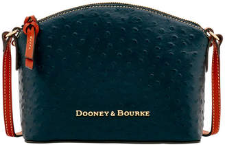 Dooney & Bourke Ostrich Ruby Crossbody