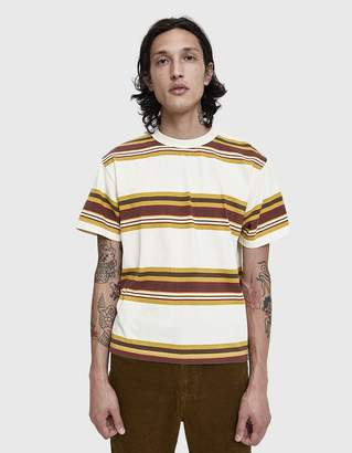 Noon Goons S/S Surfer Stripe T-Shirt