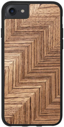 "Tarxia Hand-Crafted Zebra Wood iPhone Case ""Zeveil"""