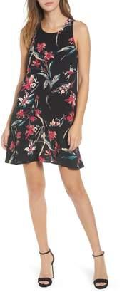Leith Flounce Hem Dress