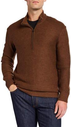 Icebreaker Men's Waypoint Half-Zip Sweater