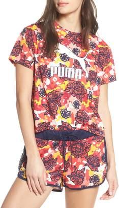 Puma Flourish Tee
