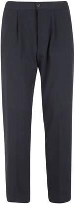 Mauro Grifoni Grifoni Elasticated Trousers