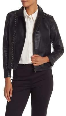 Nanette Lepore NANETTE Moto Jacket