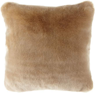Sabira Polar Luxe Faux-Fur Pillow
