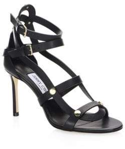 Jimmy Choo Open-Toe Strappy Sandals