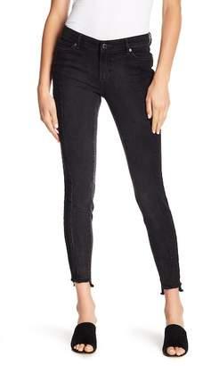 Joe Fresh Frayed Step Hem Skinny Jeans