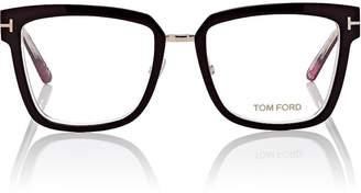 Tom Ford MEN'S TF5507 EYEGLASSES