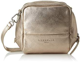 Liebeskind Berlin Acapulco Pgmeta, Cross-Body Bag, Women's6x22x18 cm (B x H x T)