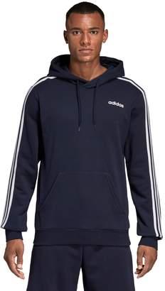 adidas Men's Triple-Stripe Essential Pullover Hoodie