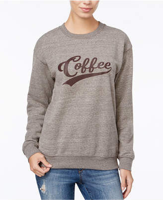 Sub Urban Riot Coffee Graphic Sweatshirt $58 thestylecure.com