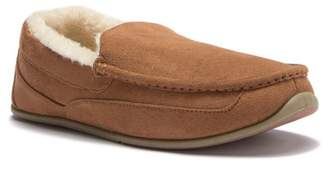 Soft Stags Faux Fur Adventurer Mens Slipper (Men)