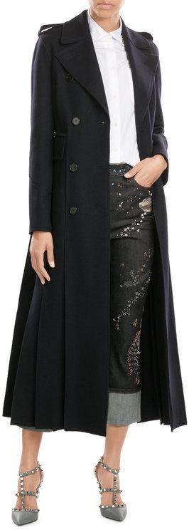 ValentinoValentino Wool Long Coat