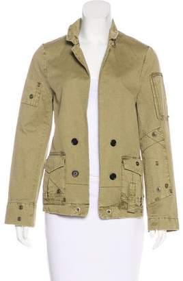 Zadig & Voltaire Cargo Button-Up Jacket