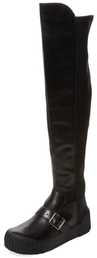 Thompson Over The Knee Boot $548 thestylecure.com
