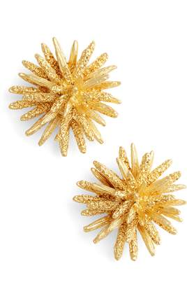 Karine Sultan Large Stud Earrings