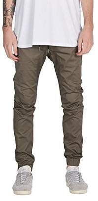 Zanerobe Men's Cotton/Elastane Signature Sureshot Jogger