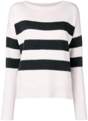 Hemisphere striped sweater