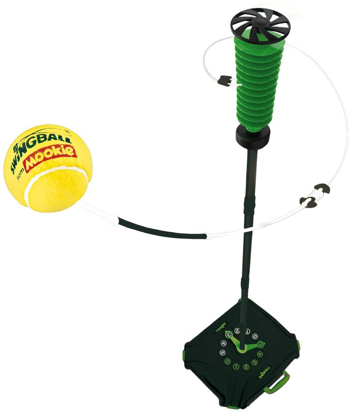 Mookie All Surface Pro Swingball - Outdoor Greens