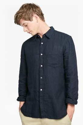 French Connection Relaxed Linen Shirt
