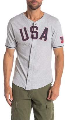 Red Jacket USA Moonlight Jersey Shirt