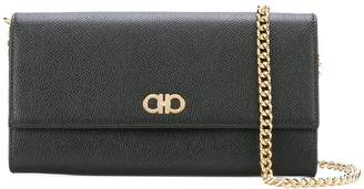 Salvatore Ferragamo Gancio wallet-on-a-chain