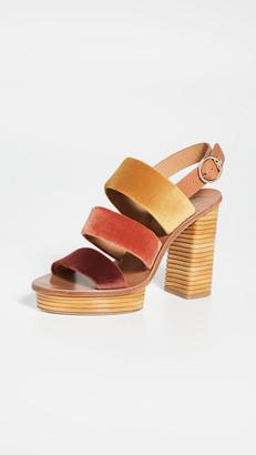 Tory Burch Patos 105mm Sandals