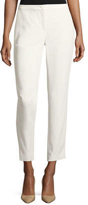 Escada Talas Straight Ankle Pants