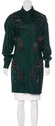 Stella McCartney Lightweight Wool Coat w/ Tags