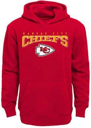 Outerstuff Kansas City Chiefs Fleece Hoodie, Big Boys (8-20)