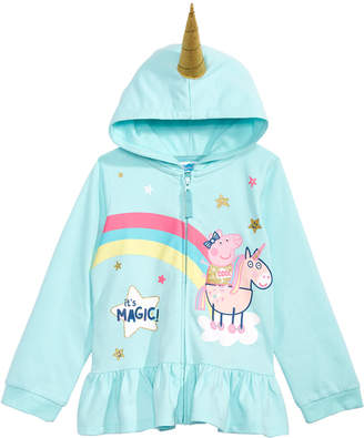 Peppa Pig Toddler Girls It's Magic Hoodie