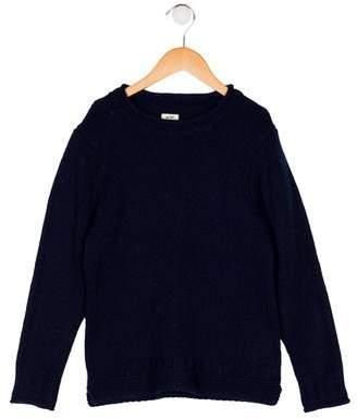 Boden Mini Boys' Knit Wool Sweater