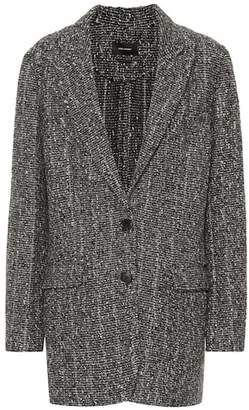 Isabel Marant Alpaca and wool coat