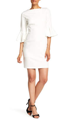 Amelia Bell Sleeve Dress