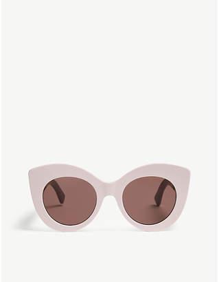 Fendi FF0306s cat-eye frame sunglasses