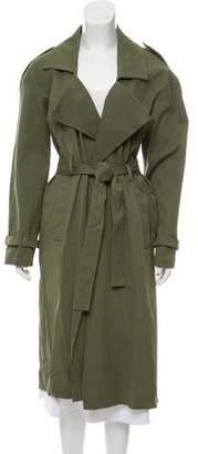 Marissa Webb Long Sleeve Wrap Coat