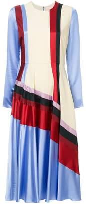 Roksanda paneled dress