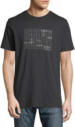 Wesc Men's Max Scribble T-Shirt
