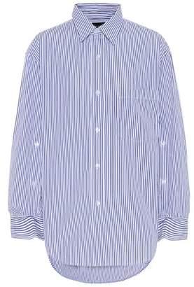 Citizens of Humanity Kayla striped cotton shirt
