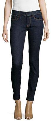Ralph Lauren Collection 400 Matchstick Mid-Rise Jeans, Indigo Rinse $590 thestylecure.com