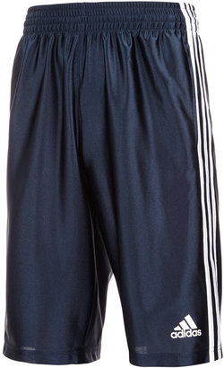 "adidas Men's Dazzle 11"" Basketball Shorts $25 thestylecure.com"