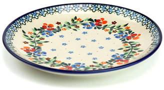 Polish Pottery ポーリッシュポタリー 平皿