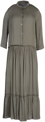 Raquel Allegra 3/4 length dresses