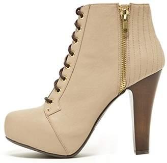 Qupid Women's Puffin-70 Boot