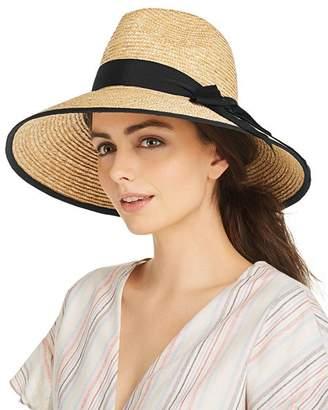 Gottex Celine Straw Sun Hat