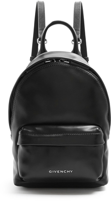 GIVENCHY Leather mini backpack $1,150 thestylecure.com